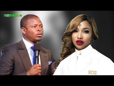 Prophet Bushiri Ordains Tonto Dikeh A Prophetess- Hilarious Parody