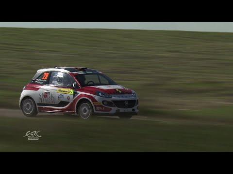 FIA ERC - 46 BARUM RALLY - Highlights JUNIOR LEG1