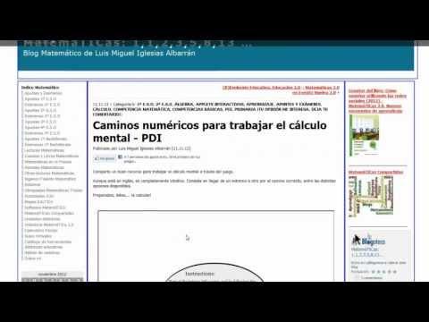 Caminos numéricos para trabajar el cálculo mental – PDI – Aprendizaje matemático basado en juegos