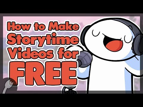 Start a Storytime Animation Channel Without ANY MONEY   Mega Tutorial