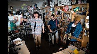 Hobo Johnson and The Lovemakers: NPR Music Tiny Desk Concert