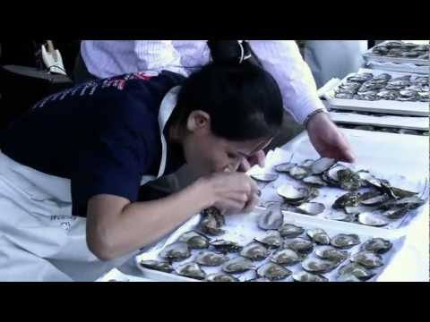 Hillsborough Oyster Festival 2012 - World Oyster Eating Championship