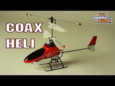 Coax Heli – HobbyKing Product Review