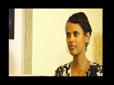 Jossy in Z House Show - Interview with Super Model Anna Getaneh