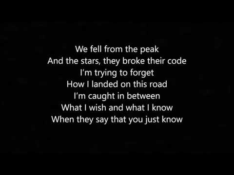 The Other - By: Lauv (Lyrics)