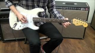 Video MJT Aged guitar 1P Swamp Ash S-Type White Blonde MP3, 3GP, MP4, WEBM, AVI, FLV Juni 2018