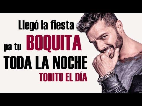 La MORDIDITA con LETRA 🎶 - Ricky Martin ft. Yotuel