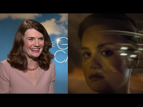 'The Glass Castle' Cast on Working With Author Jeannette Walls