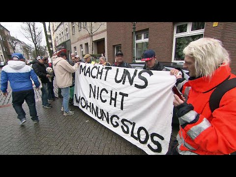 Gentrifizierung in Düsseldorf-Oberbilk: Verdrängung und Vertreibung