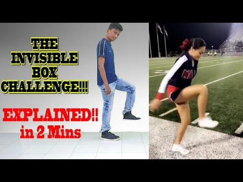 INVISIBLE BOX CHALLENGE EXPLAINED!! || 2 Min.Tutorial || Nishant Nair