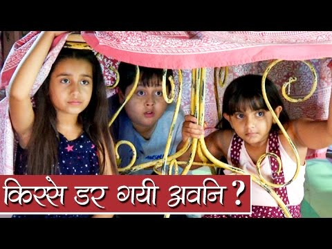 OH NO! Avni Gets SCARED | Naamkaran