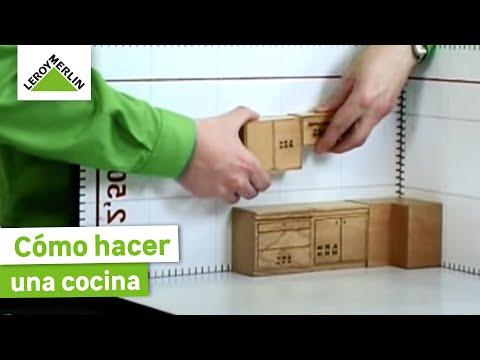 Empotrables cocina videos videos relacionados con - Montar cocina leroy merlin ...