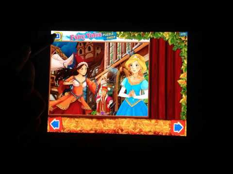 Video of Fairy Tales Jigsaw Puzzle
