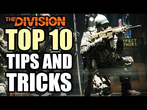 Tom Clancy's The Division: Over 10 Tips and Tricks! Survive the Beta (With New Gameplay) (видео)