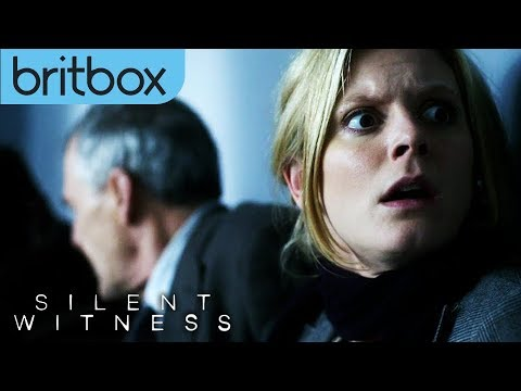 Nikki and Harry Under Attack By A Rampaging Gunman | Silent Witness