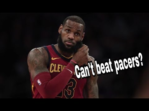 Lebron is Frustrated, Cavs could lose to pacers, TY LUE TO GET FIRED?