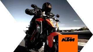 "KTM ""1290 SUPER DUKE R"" Actionvideo"