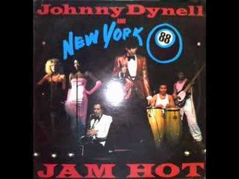 0 Rewind: Johnny Dynell on Jam Hot