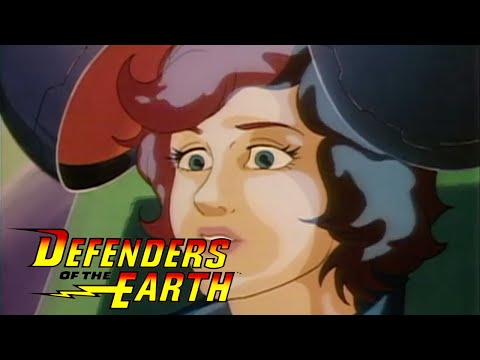 Defenders of the Earth - Episode # 6 (The Root of Evil)