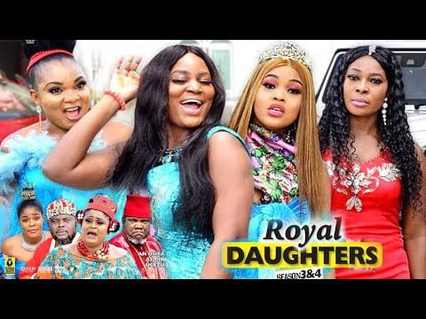 ROYAL DAUGHTERS SEASON 3(NEW HITMOVIE) -UGEZU J UGEZU THINK|CHIZZY ALICHI|2020 LATEST NIGERIAN MOVIE