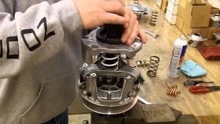 9. Clutch Kit Install - 900 Ranger / Ranger Crew Non-EBS 2014-15