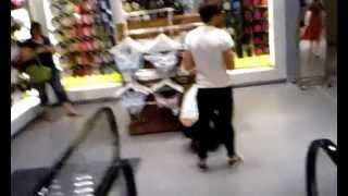 Louis and Eleanor in TopShop June 3rd, 2012