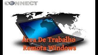 Aprenda a configurar a área de trabalho remota do Windows