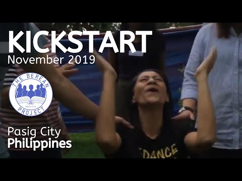 There's Freedom and Power in Christ (Kickstart, November 2019)