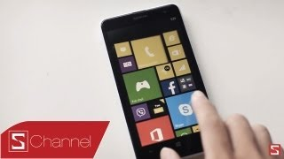 Schannel - Hướng dẫn cài đặt ứng dụng bị hạn chế Pro Cam...cho máy Windows Phone 8 - CellphoneS