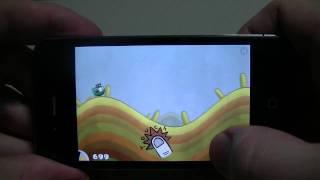 Tiny Wings Gameplay (von iPlayApps.de)