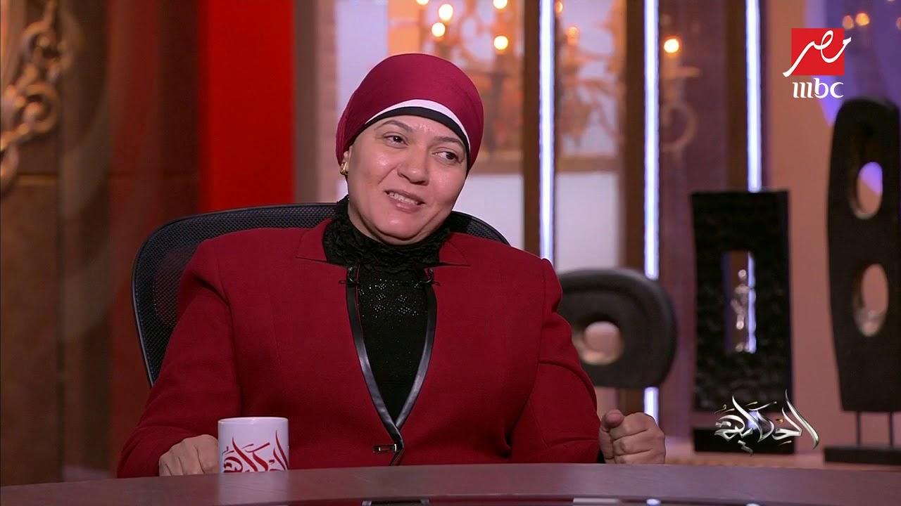 سمية العجوز أول مرشحة لمنصب نقيب الصحفيين ترد على عمرو أديب: لماذا يجب على الصحفيين أن ينتخبوني؟