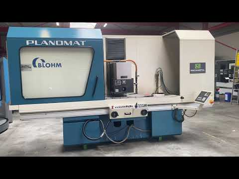 Surface Grinding Machine BLOHM Panomat 612 2001
