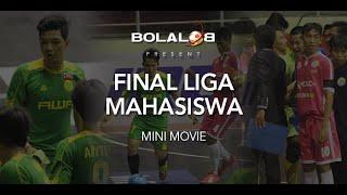 Video Mini Movie : Final Liga Mahasiswa 2015 UNJ vs UBL MP3, 3GP, MP4, WEBM, AVI, FLV Juli 2017