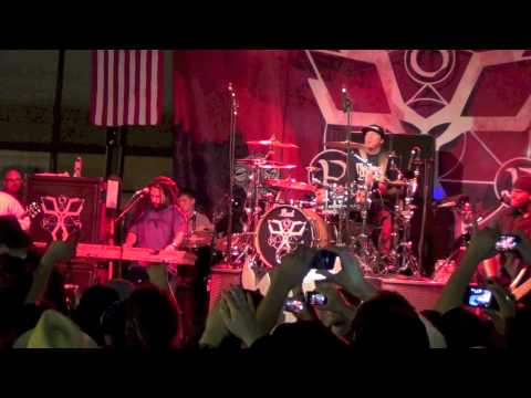 P.O.D. - Boom - Live In San Diego 10/13/12
