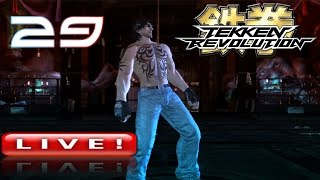 Tekken Revolution 60 FPS Online Rank 29 *Miguel the porn Star*