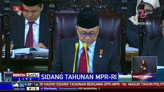 Video Ketua MPR RI Zulkifli Hasan Membuka Sidang Pertama #1 MP3, 3GP, MP4, WEBM, AVI, FLV Agustus 2018