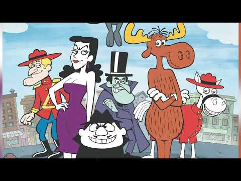 10 Shocking Facts About Rocky and Bullwinkle