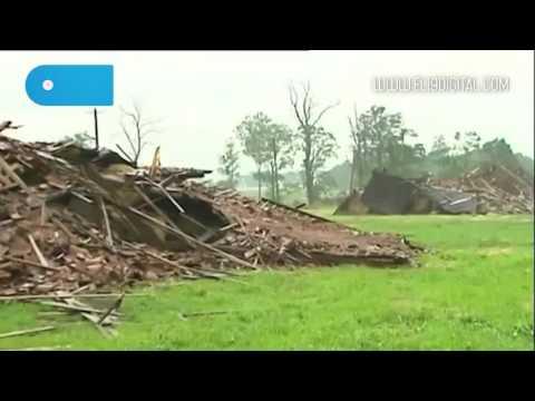 Las tormentas provocan inundaciones en Polonia y Austria