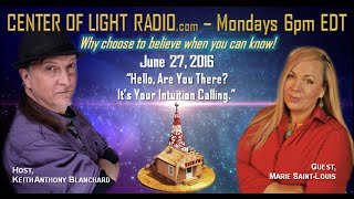 """""""Intuition and Psychic Readings"""""""