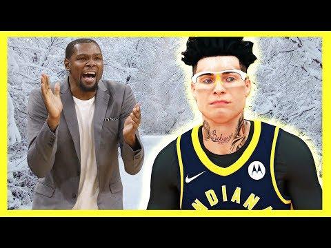 NBA 2K19 My Career Season 2 - Kevin Durant Benched! (PS4)