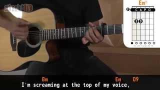 Same Mistake - James Blunt (aula de violão completa)