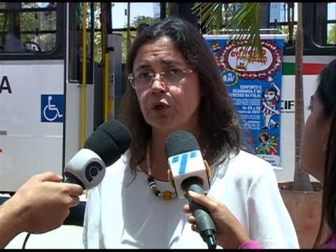 Anunciado seviços para quem vai utilizar metrô ou ônibus durante o carnaval