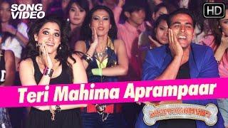 Nonton Teri Mahima Aprampaar   It S Entertainment   Akshay Kumar  Tamannaah   Latest Bollywood Song 2014 Film Subtitle Indonesia Streaming Movie Download