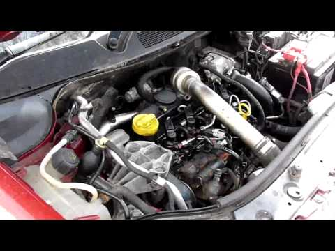 comment demonter turbo megane 2 1.5 dci