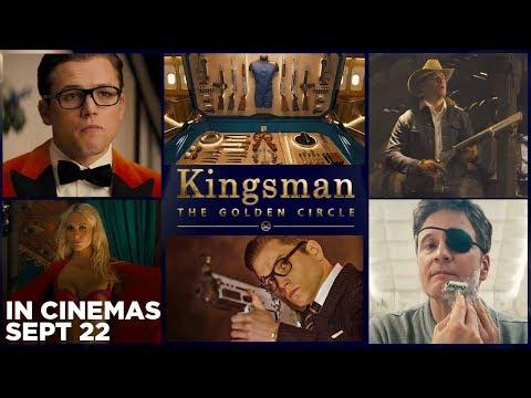 Kingsman: The Golden Circle   Official Trailer 2   Fox Star India   September 22