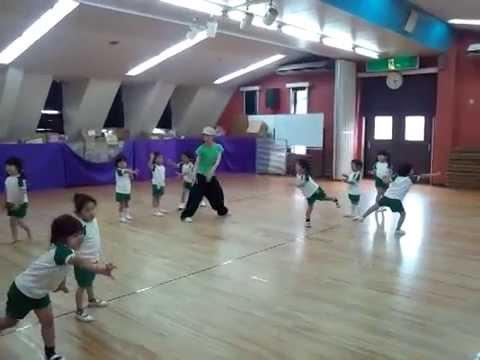 新森幼稚園(練習中)