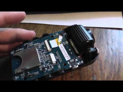 Замена аккумулятора в видеорегистраторе на батарею от мобильника
