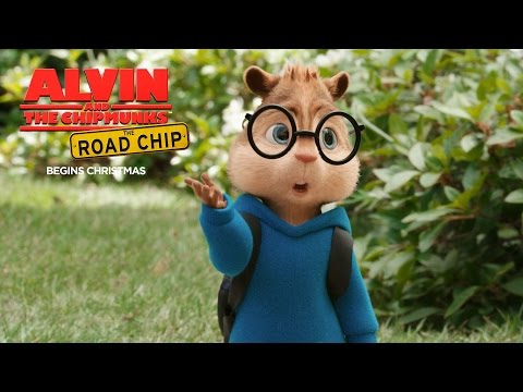 Alvin and the Chipmunks: The Road Chip (Chip Advisor 'Clothes')