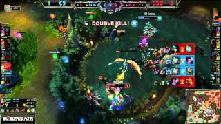Dragon OP - C9 ace using dragon - C9 VS SSB - S4 Worlds LoL MomentsLeague of Legends LCS HighlightsLike us on Facebook : http://on.fb.me/1k7FA5oFollow us on Twitter : http://bit.ly/1pFYvk4Google+ : http://bit.ly/1rGSdDCIf you want to see more League of legends highlights, Please hit the subscribe button for more entertainment. :)Partner with Freedom! ➜ http://www.freedom.tm/via/LoLLCSHighlights07 - Be free.Get more views!➜ http://www.freedom.tm/grow - Grow with us.Become a network!➜ http://www.freedom.tm/network