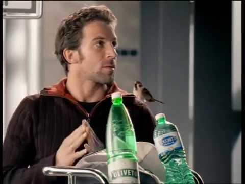 Cooprotagonista nello spot Uliveto Rocchetta con Alex Del Piero e Cristina Chiabotto